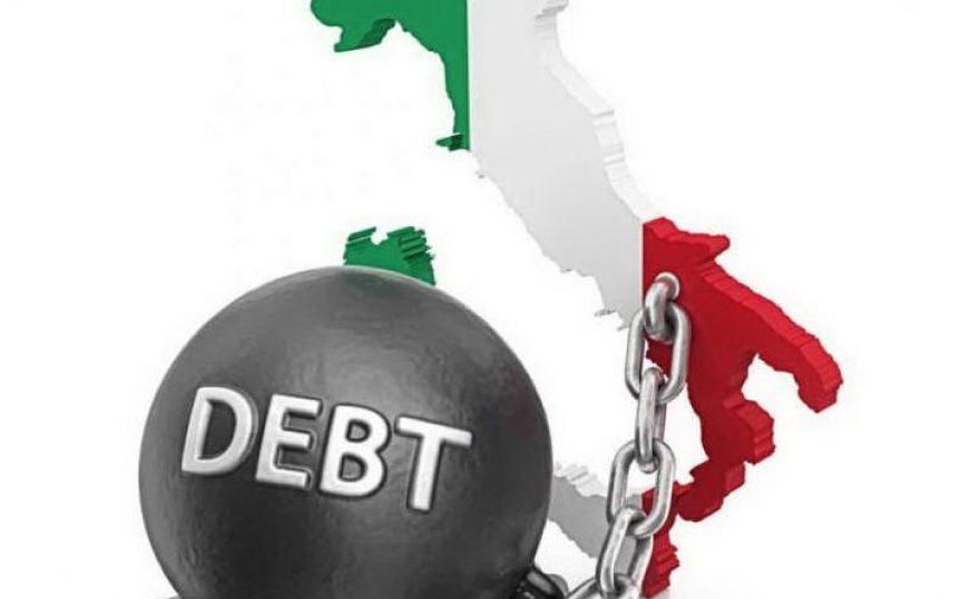 La decrescita e il debito
