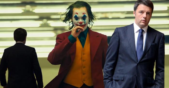 Matteo Renzi come Joker?